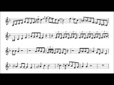 Arturo Sandoval - There will never be another you Transcription