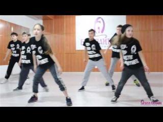 Hip-Hop & Jam | Lviv | Skibadee - Tika-Tok | Школа Танцю Біла Пантера