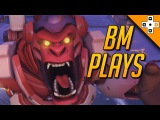 Overwatch BMs - Funniest Bad Manner Plays!