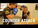 Встречные опережающие удары. Школа бокса - ARMA SPORT