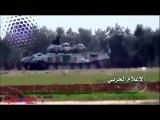 Сирия-ИГИЛ. Российские танки (Т90) В БОЮ 2016