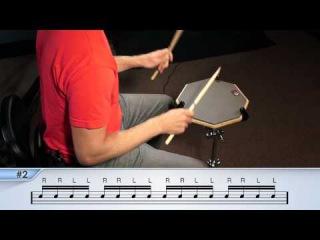 Drumming Warm-up (Intermediate)