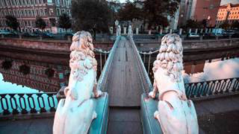 White Nights in Saint Petersburg, Russia (Vimeo Classics)