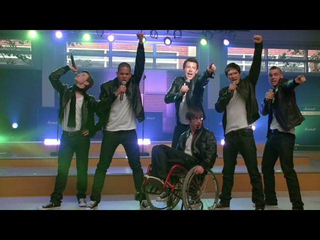 GLEE - Its My Life Confessions (Full Performance) HD
