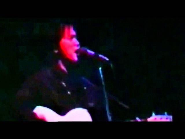Виктор Цой (Кино) - концерт в Америке 25 января 1990 (кадры) версия 2