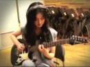 BEST ASIAN Female guitarist! You gotta see her to believe her!