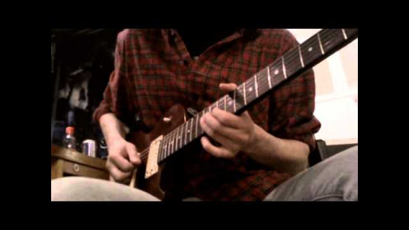 John Scofield - Bigtop Solo (Cover By Erno Metsola)