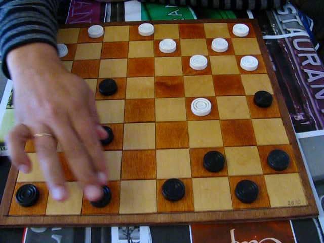 Обзор партий Арунаса Норвайшаса - победителя шашечного марафона 16.09.2016 г.