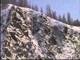 Охота на снежного барана в Якутии