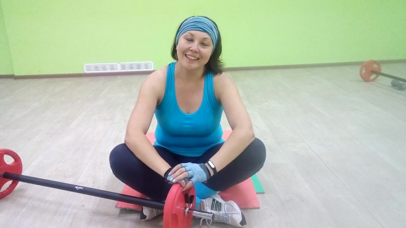 Фитнес-Интенсив. Отзыв Чернигиной Елены.
