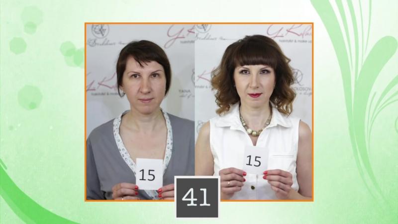 Видео телеканала Енисей. Битва стилистов-2016. За 2 часа на 10 лет моложе! Итоги 2 этапа