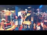Видео с открытия Семейного Пространства Хлоп Топ ТРК Меркурий