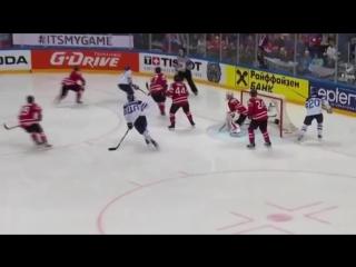Финляндия - Канада  обзор матча