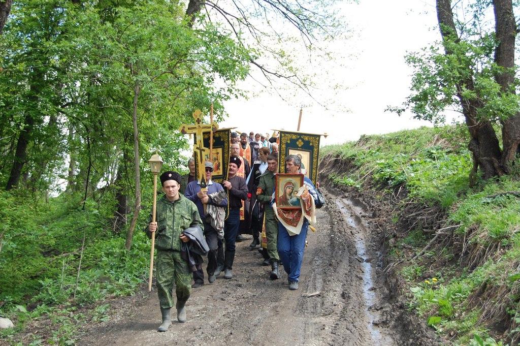 В Зеленчукском районе состоится Крестный ход на «Романов курган»