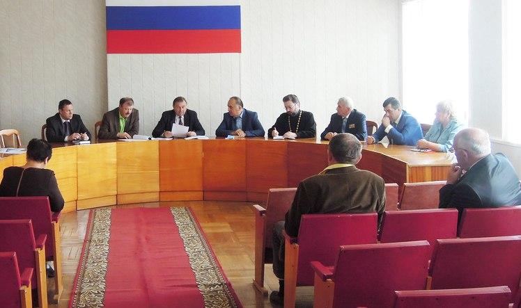 В станице Зеленчукской прошло заседание Общественного совета Зеленчукского муниципального района
