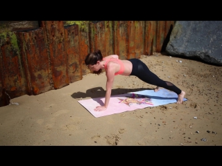 Blake Lively The Shallows ¦ Full Body Workout AD