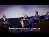 Пресс-конференция с актерами фильма «Легенда о Тарзане» | 19.05.16 (русские субтитры)