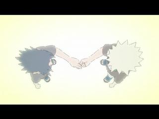 Naruto TV-2: Shippuden Ending 38/Наруто ТВ-2: Шиппуден Эндинг 38, version 3 - Naruto and Sasuke