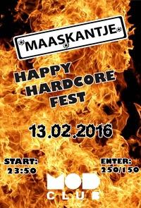 Maaskantje Happy Hardcore Fest  / MOD