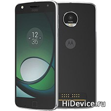 Motorola Moto Z Play Европа XT1635