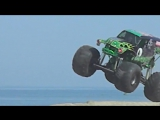 Grave Digger 2011. Monsters on the Beach Virginia Beach