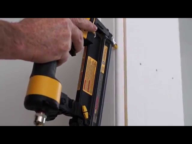DEWALT Precision Point Finish Nailers