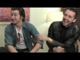 The Last Shadow Puppets interview - Alex and Miles (part 2)