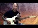 Steve Stine Guitar Lesson - Learn David Gilmour Solo Style