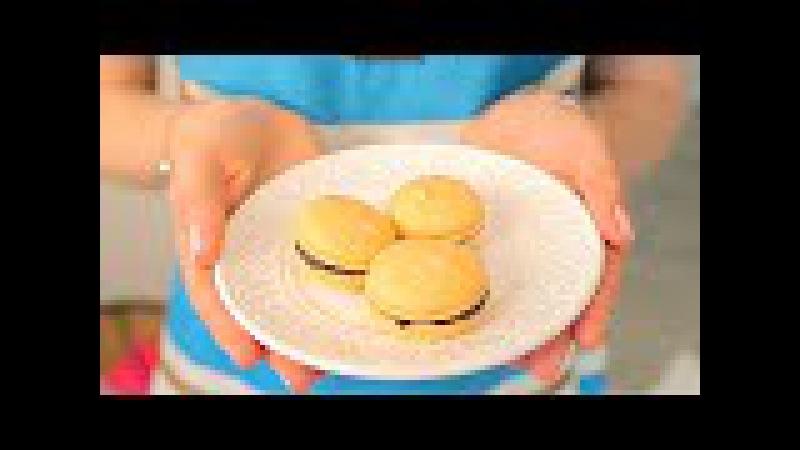 Фантастические ★МАКАРОНИ или МАКАРУНЫ★ с Олей Air Cake | рукавички МанифТВ