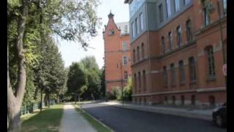 Назад в ГСВГ. Эпизод 109. Магдебург. прогулка по Эльбе.