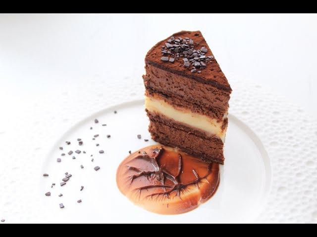 Муссовый Торт Ривьера от Пьера Эрме Mousse Riviera Cake from Pierre Hermé