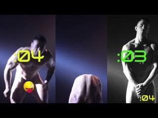 3 Hot Guys Strip Naked