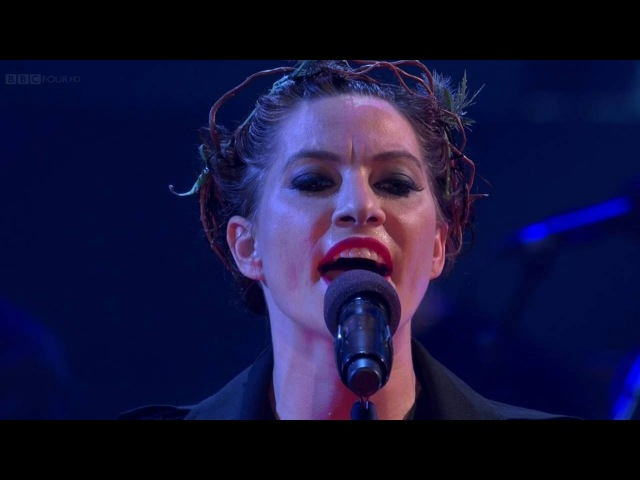 Anna Calvi and Amanda Palmer - Blackstar (Live at BBC Proms)