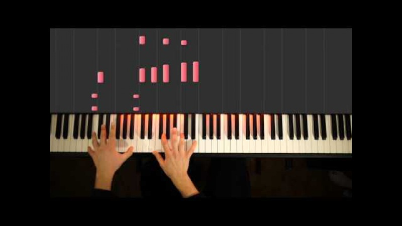 STAR WARS The Force Awakens Trailer Orchestral Piano Cover