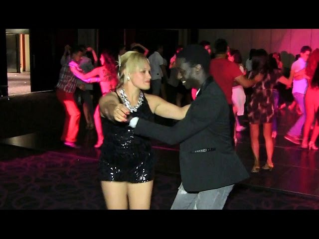 Chile Salsa Bachata Festival 2016 ~ Social ~ Denisse Lugo Mouaze Konaté