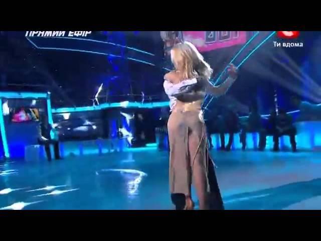 Лилия Ребрик и Андрей Дикий (румба) Танцуют все 4