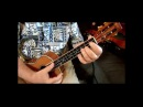 CHROMATIC SCALE FINGER DEXTERITY EXERCISE from UKULELE MIKE LYNCH