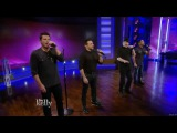 98 Degrees - Because Of You - LIVE with Kelly 2016