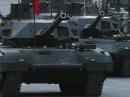 Кадры испытаний танков Армата в Вооруженных Силах РФ