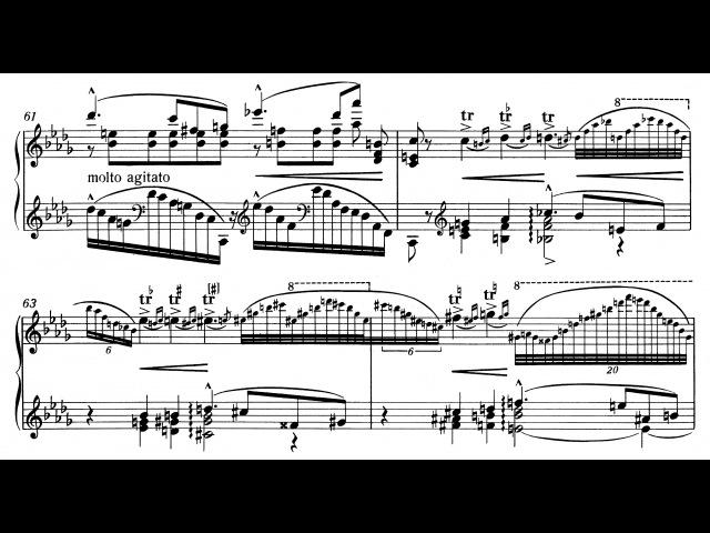 Liszt: Transcendental Etudes S.139 (Clidat, Ovchinnikov, Kissin)