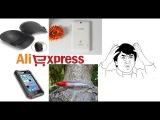 Плашет Chuvi v7 и другие посылки с Aliexpress