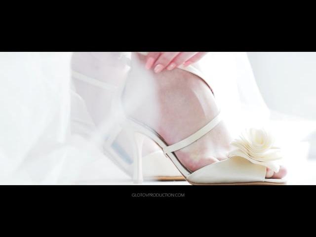 Свадебный клип ' Денис и Юлия ' GLOTOVPRODUCTION