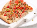 Фокачча пицца с тунцом - простой рецепт вкусной закуски - как приготовить дома