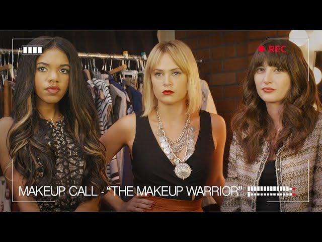 The Makeup Warrior Ep. 11 Makeup Call feat. Teala Dunn and Allison Raskin