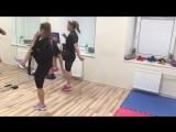 Занятие EMS в фитнес студии TalioFit