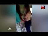 подростки раздели, избили и попытались поджечь 15-летнюю девочку