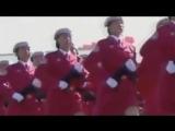 China 60th Прощание китайской славянки- марш Low, 360p
