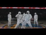Потрясный танец от JABBAWOCKEEZ на финале NBA