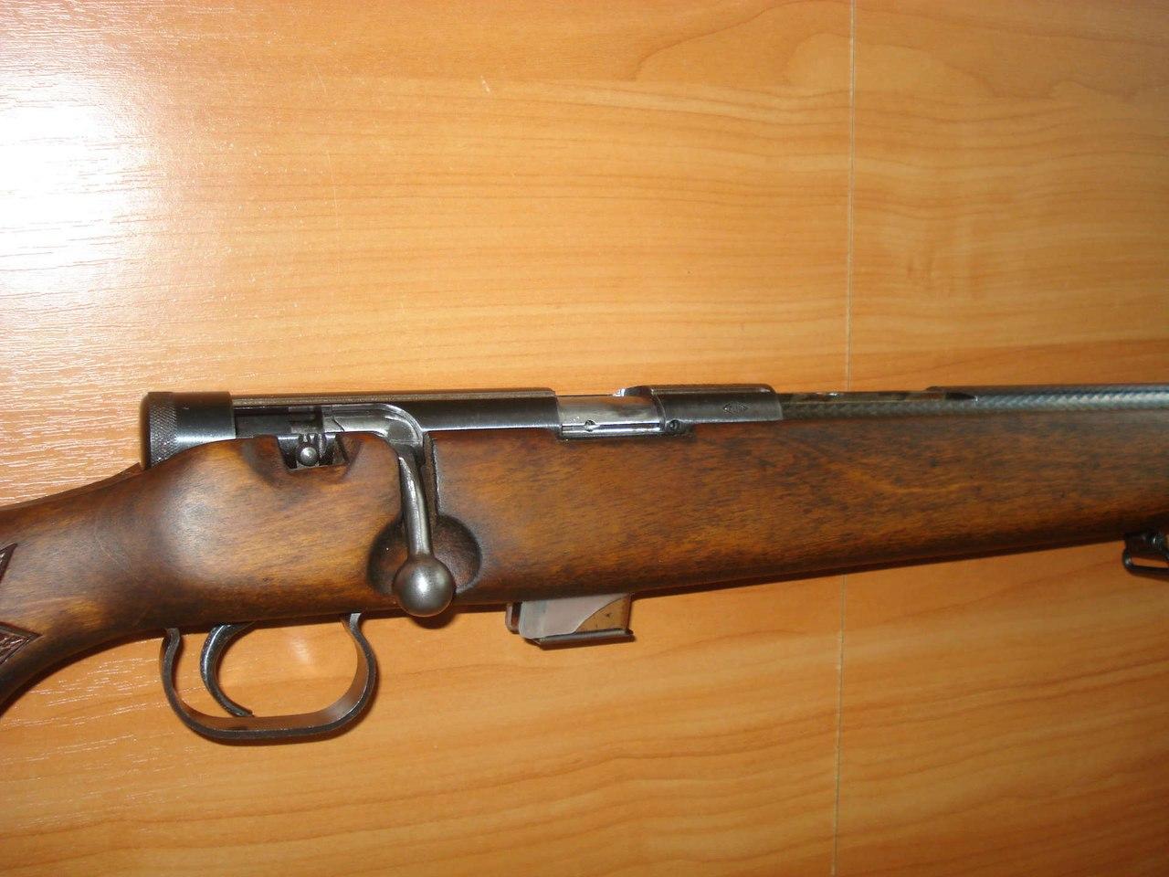 Житель Даусуза нашел винтовку в пойме реки Большой Зеленчук