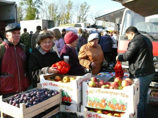 Завтра в Казани и Зеленодольске пройдут сельхозярмарки